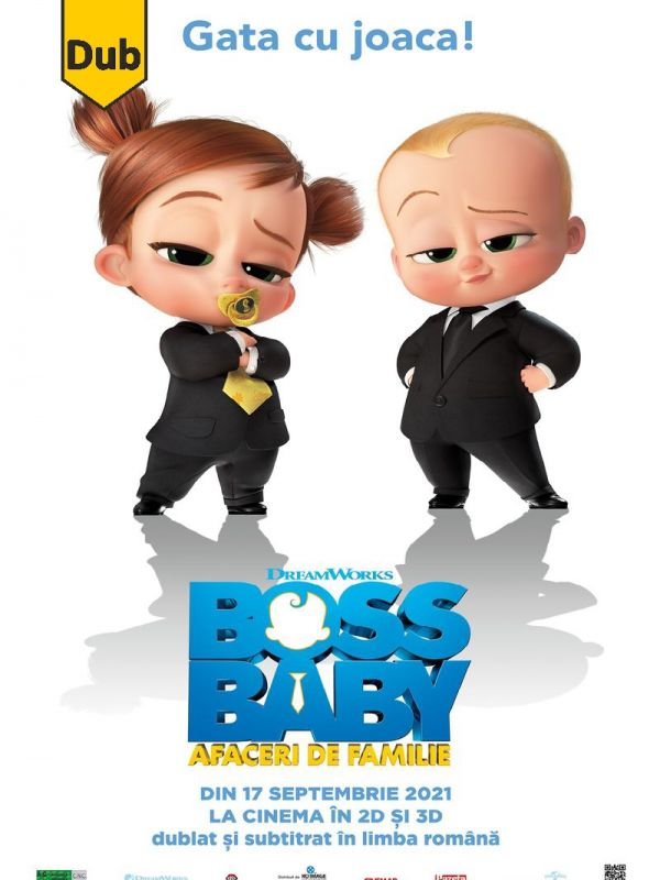 The Boss Baby: Family Business DUB