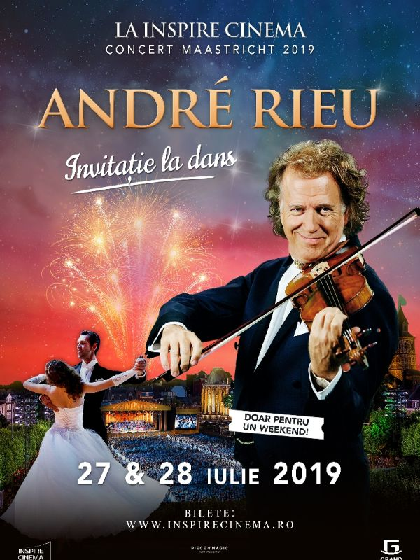 Andre Rieu: Shall We Dance?