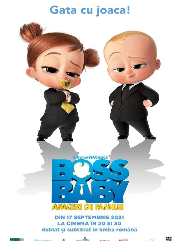 The Boss Baby: Family Business SUB