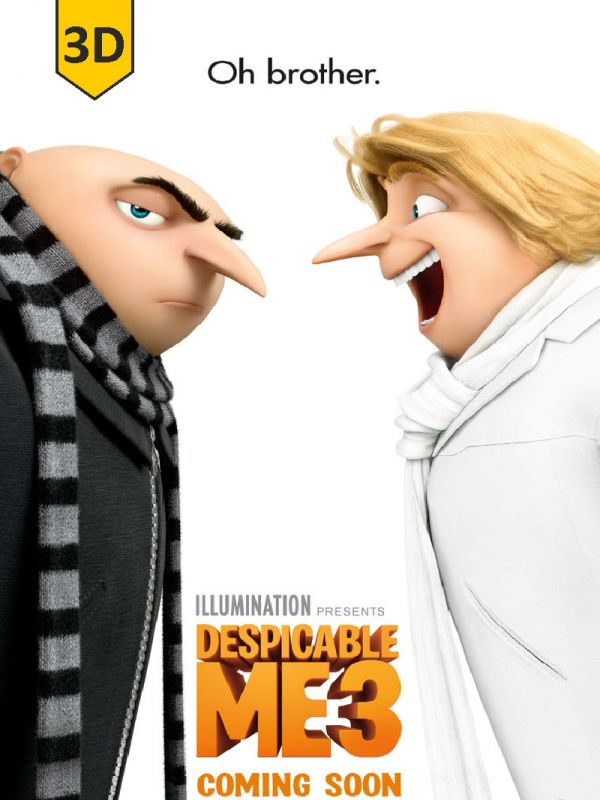 Despicable Me 3 3D DUB