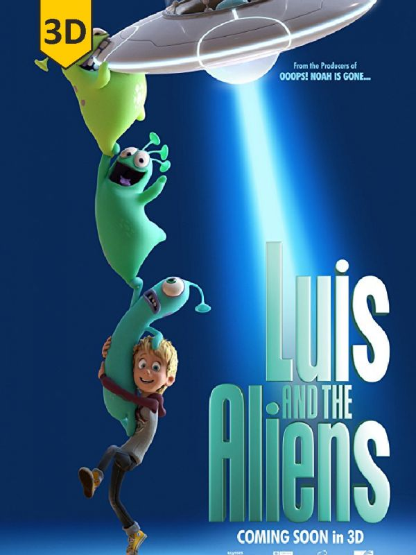 Luis & the Aliens 3D DUB