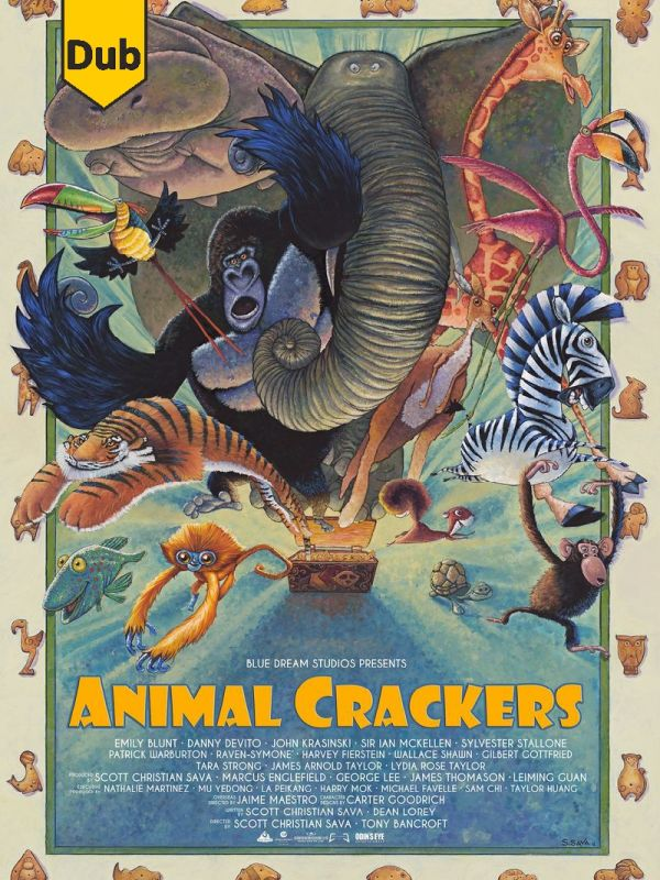 Animal Crackers DUB