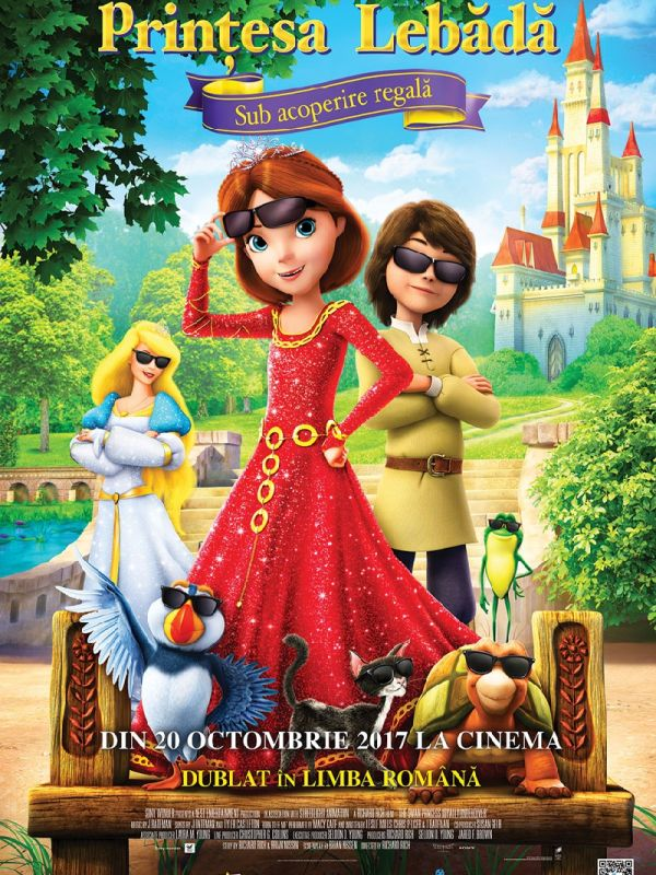 The Swan Princess: Royally Undercover DUB