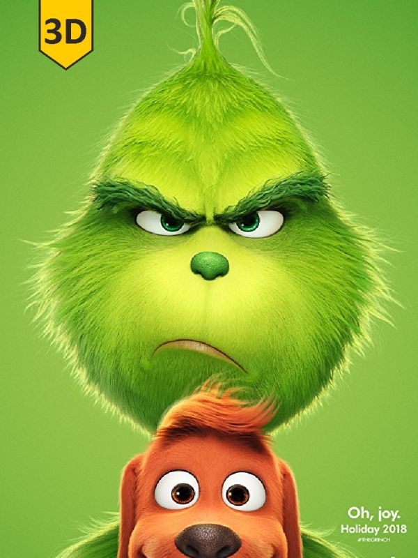 The Grinch 3D SUB