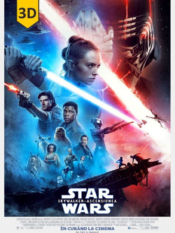 Star Wars: The Rise of Skywalker 3D SUB