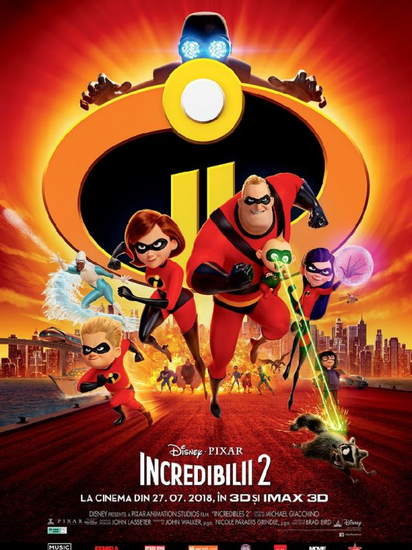 Incredibles 2 DUB