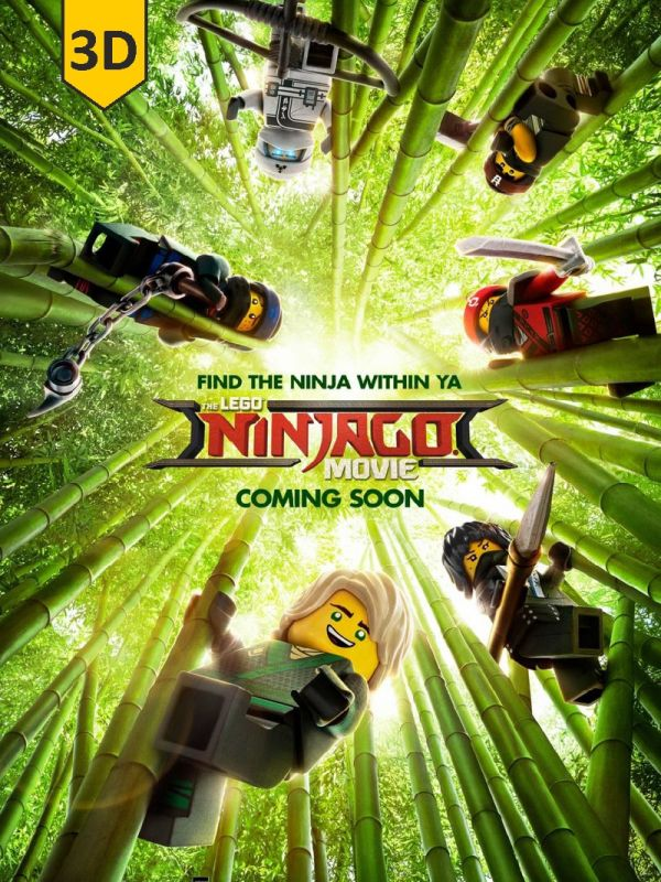 The LEGO Ninjago Movie 3D DUB