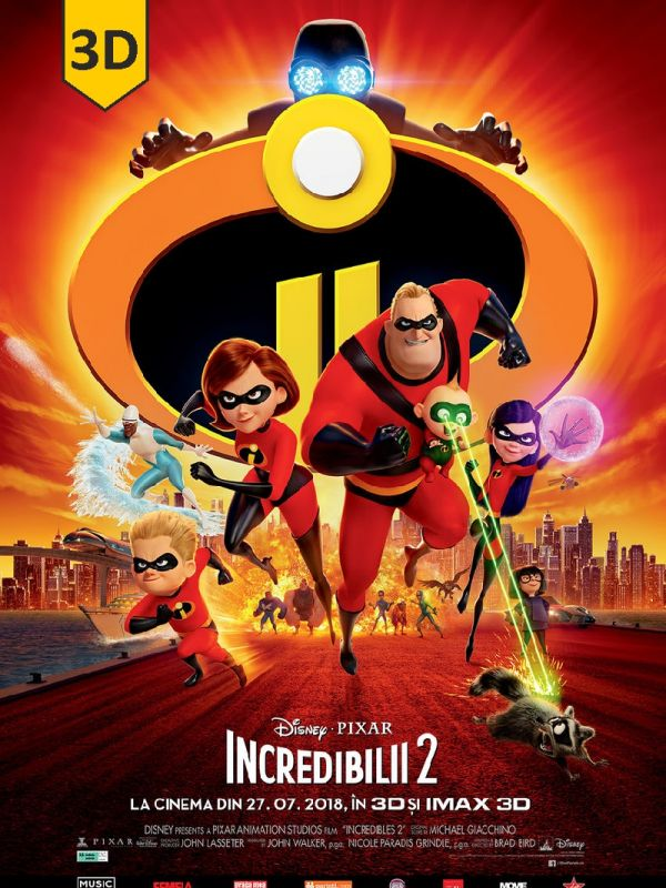 Incredibles 2 3D DUB
