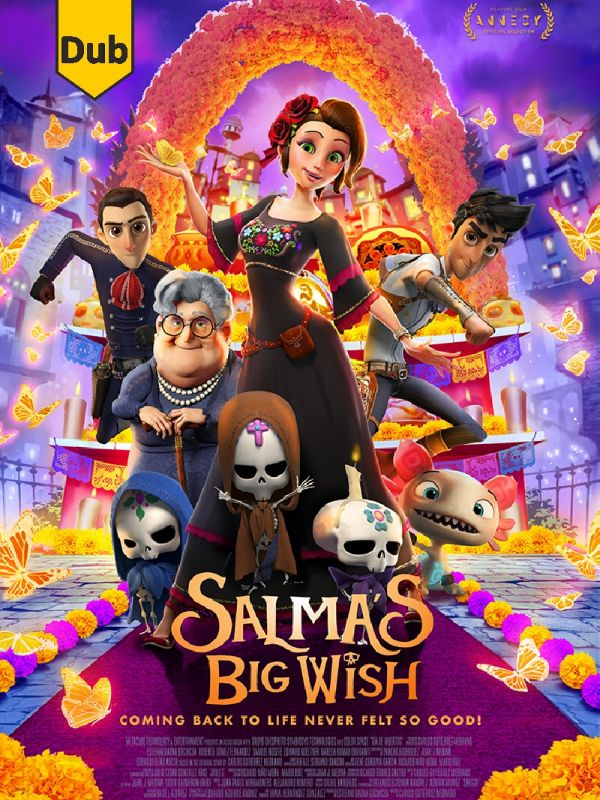 Salma s Big Wish DUB