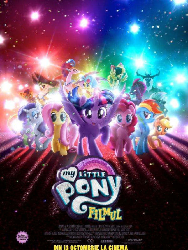 My Little Pony: The Movie DUB
