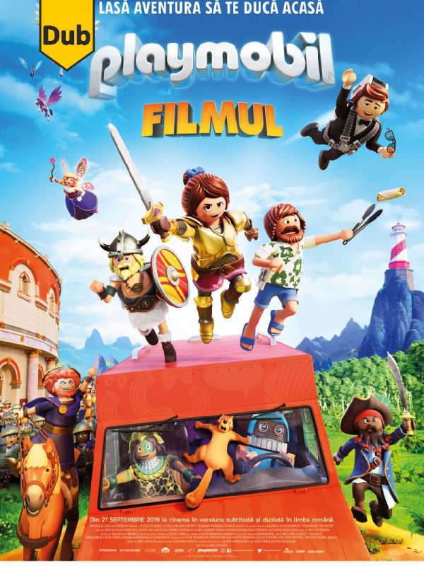 Playmobil: The Movie DUB