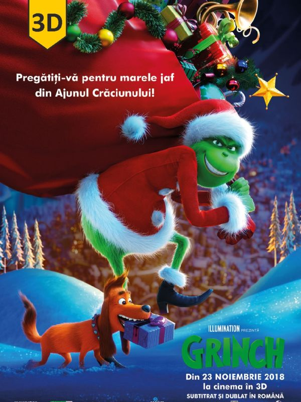 The Grinch 3D DUB