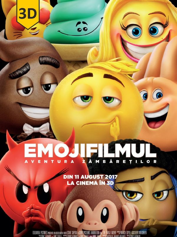 The Emoji Movie 3D DUB