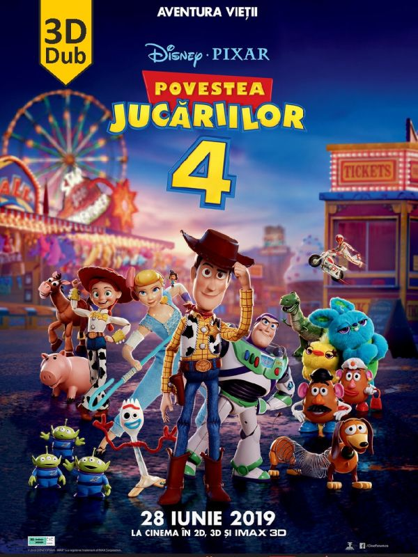 Toy Story 4 3D DUB