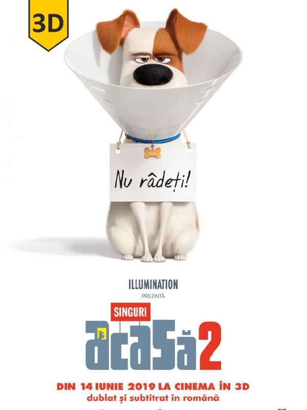 The Secret Life of Pets 2 3D SUB