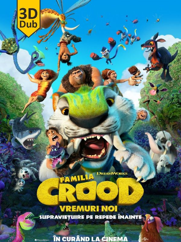 The Croods: A New Age 3D DUB