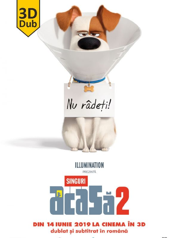 The Secret Life of Pets 2 3D DUB